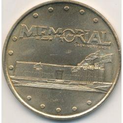 Dept14 - Mémorial Caen N°1 - esplanade - 2000