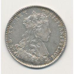 Jeton - Louis XV - États de bretagne - 1722