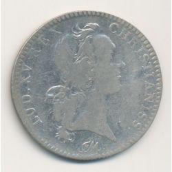 Jeton - Louis XV - Extraordinaire des guerres - 1750