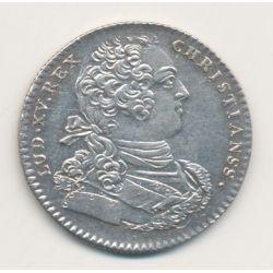 Jeton - Louis XV - ordinaire des guerres - 1757