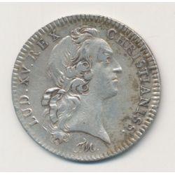 Jeton - Louis XV - Ordre de St esprit - 1728