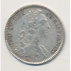 Jeton - Louis XV - Trésor royal - 1743