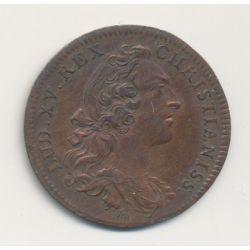 Jeton - Louis XV - Trésor royal - 1752