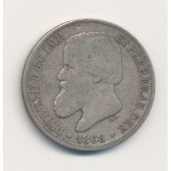 Brésil - 200 Reis - 1868