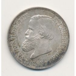 Brésil - 500 Reis - 1868