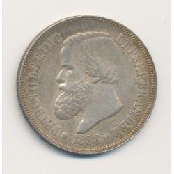 Brésil - 500 Reis - 1888