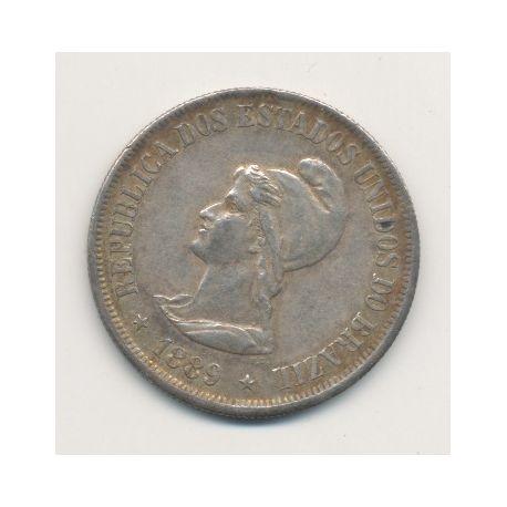 Brésil - 500 Reis - 1889