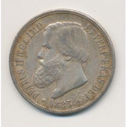 Brésil - 1000 Reis - 1883