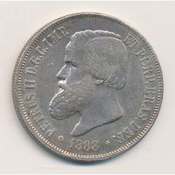 Brésil - 2000 Reis - 1888
