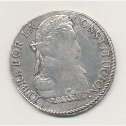 Bolivie - 4 Soles - 1830