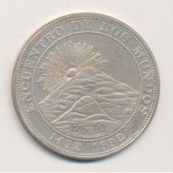 Bolivie - 10 Bolivianos - 1991