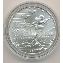 Etats-Unis - 1 Dollar 1991 - guerre de Corée