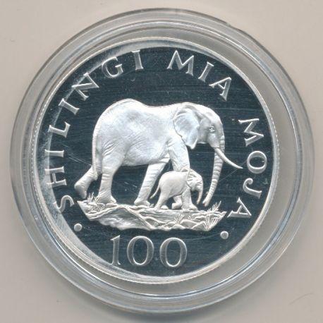 Tanzanie - 100 Shilingi - 1986