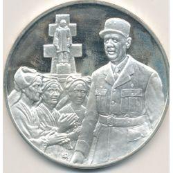 Médaille Hommage De Gaulle - De Gaulle - Ile de Sein