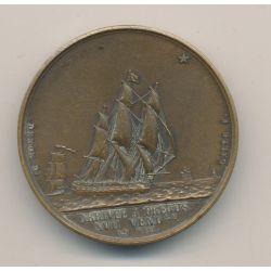Médaille - Débarquement de l'empereur de retour d'Egypte - AN 8