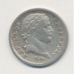 1/2 Franc Napoléon Empereur - 1808 A Paris