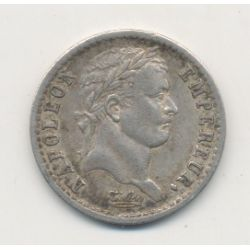 1/2 Franc Napoléon Empereur - 1809 A Paris