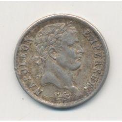 1/2 Franc Napoléon Empereur - 1812 W Lille