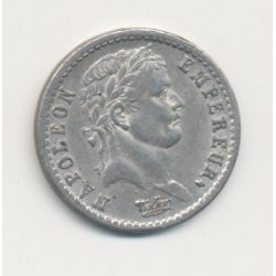 1/2 Franc Napoléon Empereur - 1813 A Paris