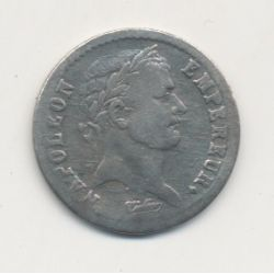 1/2 Franc Napoléon Empereur - 1813 K Bordeaux