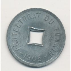 Tonkin - 1/600 de Piastre - 1905 A