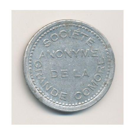 Comores - 25 centimes - ND 1915
