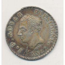 Haiti - 50 centimes - 1828