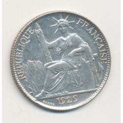 Indochine - 20 cent - 1929 A