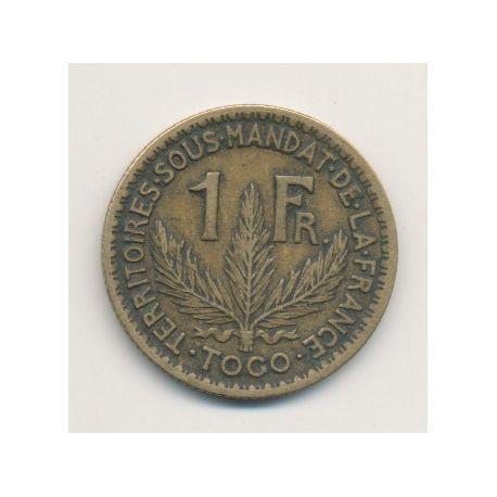 Togo - 1 Franc - 1924