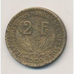 Togo - 2 Francs - 1924
