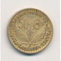 Cameroun - 50 centimes - 1925