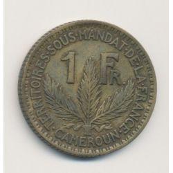 Cameroun - 1 Franc - 1925
