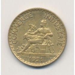 1 Franc Chambre de commerce - 1921