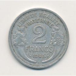 2 Francs Morlon - 1945 B