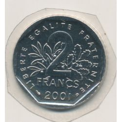 2 Francs Semeuse - 2001