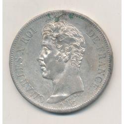 5 Francs Charles X - 1826 A Paris