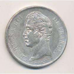 5 Francs Charles X - 1827 A Paris