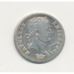 1/2 Franc Napoléon Empereur - 1811 H La Rochelle