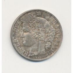 50 centimes Cérès - 1895 A Paris