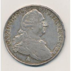 Allemagne - Bavière - Thaler - 1779 A