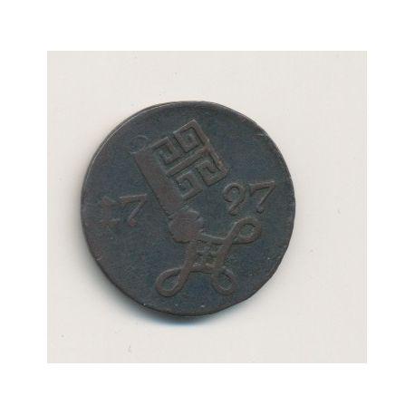Allemagne - Breme - 2 1/2 Schwaren - 1797