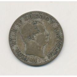 Allemagne - Prusse - 2 1/2 Silber groschen - 1850 A