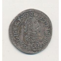 Autriche - 3 Hreuzer - 1625 Graz