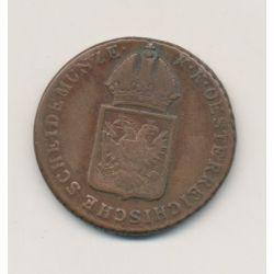 Autriche - 1 Kreuzer - 1816 S