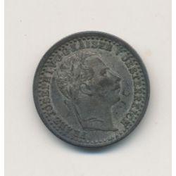 Autriche - 5 Kreuzer - 1858 A