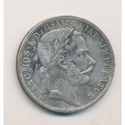 Autriche - 1 Florin - 1866 A