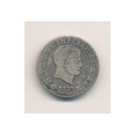Italie - 10 Soldi - 1810 M