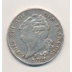 Écu de 6 livres - 1792 I Limoges - constitution