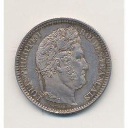 Louis philippe I - 2 Francs - 1845 B Rouen
