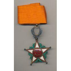 Maroc - Ordre Ouissam Alaouite